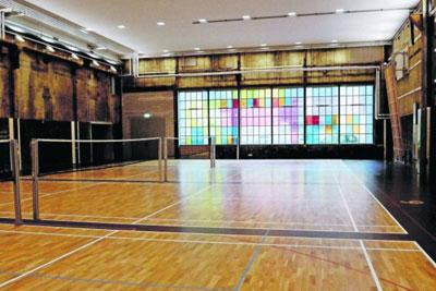 badminton shuttlezone